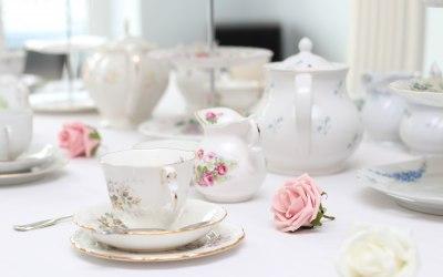 Beautiful vintage china