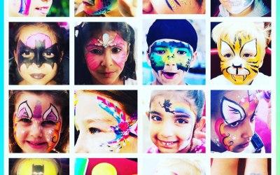 Face Art 1
