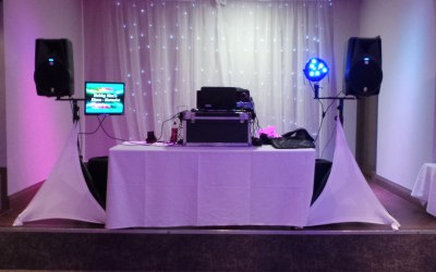 Small White Disco & Karaoke