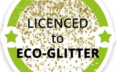 We licensed to eco glitter.