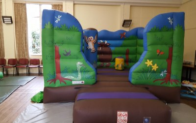 Seashells Soft Play and Inflatables 2