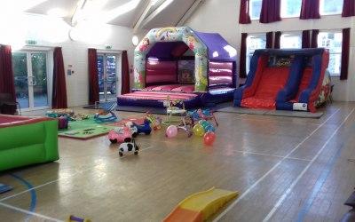 Princess/Unicorn Bouncy Castle