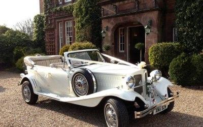 Harmony Wedding Cars 1