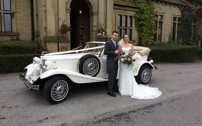 Harmony Wedding Cars 2