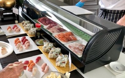 Sudo Catering (Japanese Food Caterers) 4