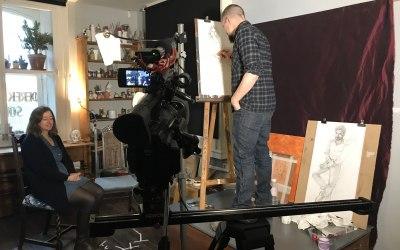 Sam Dalby - Portrait Painter