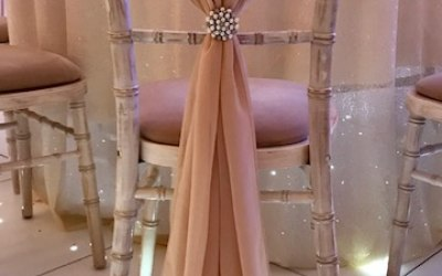 Chair Styling & Dressing By Panache