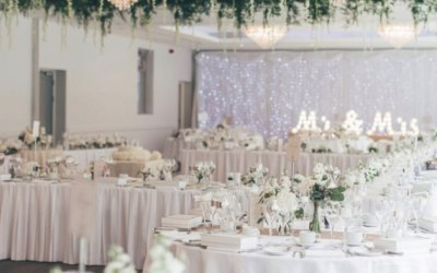 Cascading Floral Ceilings, Flowers & Decor By Panache