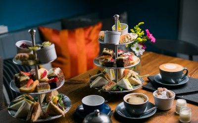 Bluebell® Homemade Afternoon Tea