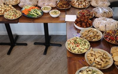 Bluebell® Buffet (Venue Hire OR External Catering