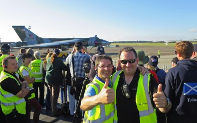 Zisys Events - The Scottish International Airshow Event Management