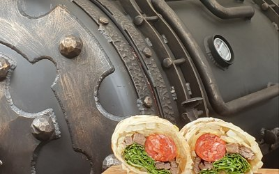 THE GAUCHO SANDWICH