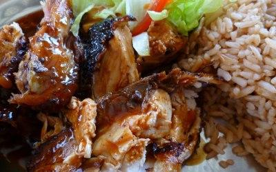 Jerked Chicken