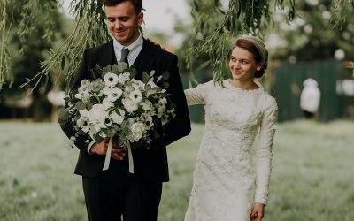 bridal delicate bouquet
