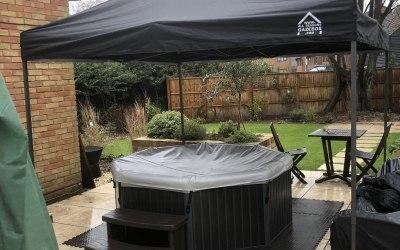 Essex Portable Hot Tub Hire 1