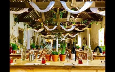 Gratton Grange Rustic Barn Venue