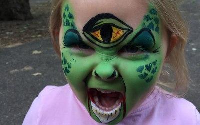 Georgie Porgie Face Painting & Glitter Bar 4
