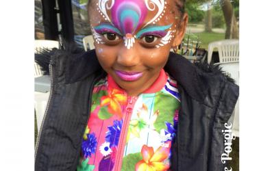 Georgie Porgie Face Painting & Glitter Bar 5
