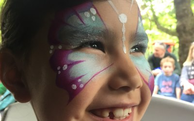 Georgie Porgie Face Painting & Glitter Bar 2