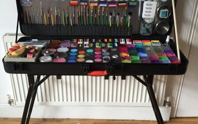 Georgie Porgie Face Painting & Glitter Bar 8