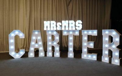 Mini Mr&Mrs