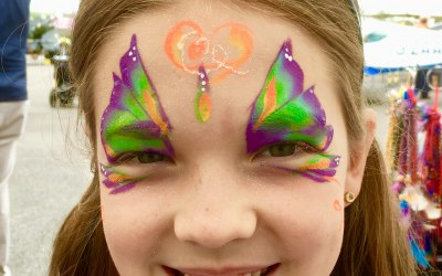 Watts Face Painting 8