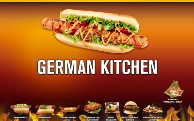 German Kitchen BBQ  1