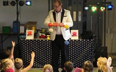 Professor Pickles Disco & Magic Show 2