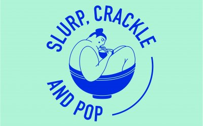 Slurp, Crackle & Pop 1