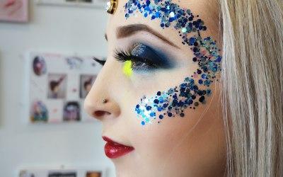 Glitter Phoenix Artistry 5