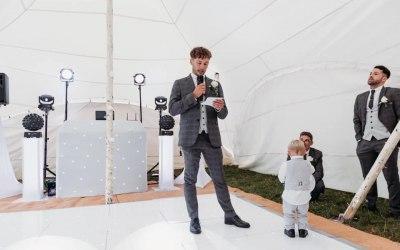 Pete & Caris' Wedding Speeches (July 2019)
