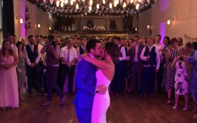 Tom & Amy's First Dance (July 2019)