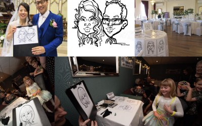 Silu - Amazing Quick Cute Portraits for Your Event 4