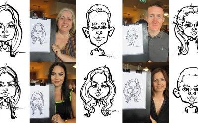 Silu Design Studio - Live Caricature 3