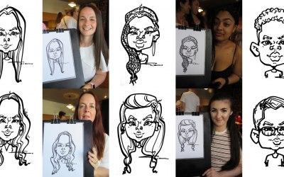Silu Design Studio - Live Caricature 4
