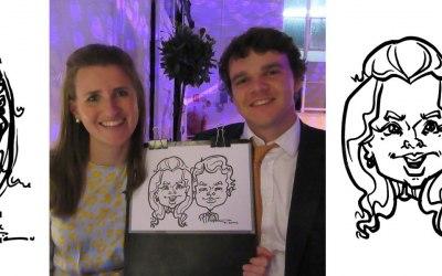Silu Design Studio - Live Caricature 9
