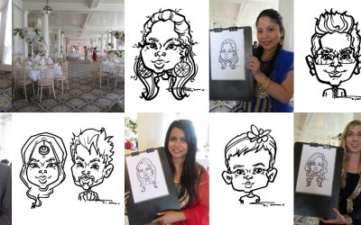 Silu Design Studio - Quick Cute Portraits for Your Event 4