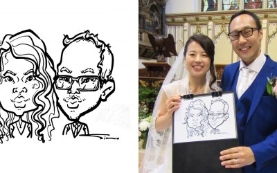 Silu Design Studio - Quick Cute Portraits for Your Event 3