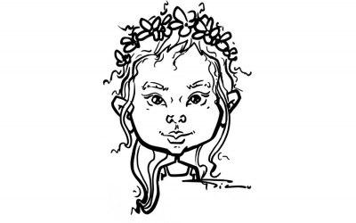 Silu Design Studio - Quick Cute Portraits for Your Event 1