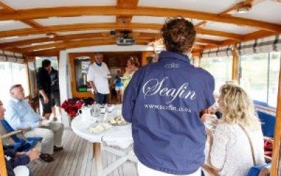 Charter boat uniforms