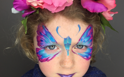 The Oxford Face Painter 9