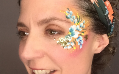 The Oxford Face Painter 1