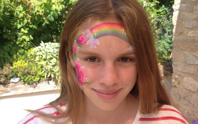 The Oxford Face Painter 2