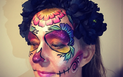 The Oxford Face Painter 6