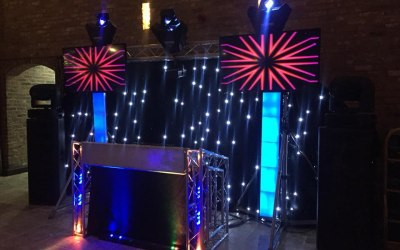 Medium Video Disco Setup for upto 250 people  by Danny K