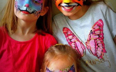 Face Painting Luton 7