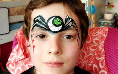 Face Painting Luton 9