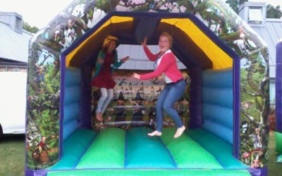 Axe Valley Bouncy Castles 1