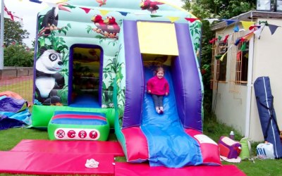 Axe Valley Bouncy Castles 2