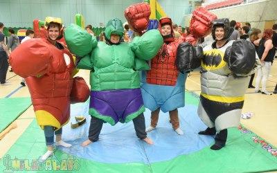 Sumo wresting